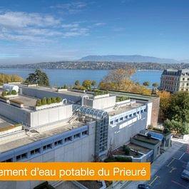 80% de l'Eau de Genève provient du lac Léman
