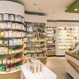 Produits pour bébé et cosmétiques bio