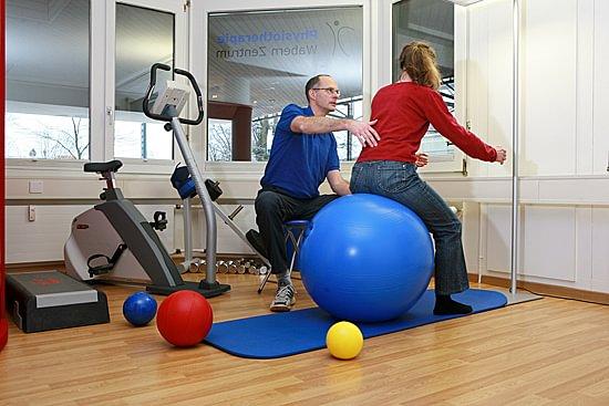 Physiotherapie Wabern Zentrum