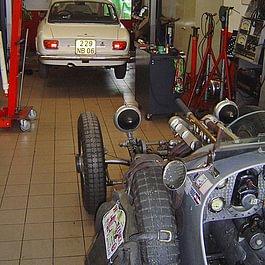 Garages des Roches SA
