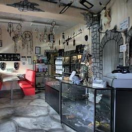 Swiss Tattoo - Hausen