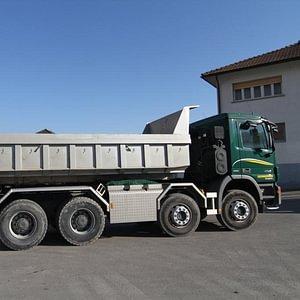 4 essieux 32 tonnes