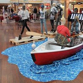 Shoppi Tivoli Dekoration