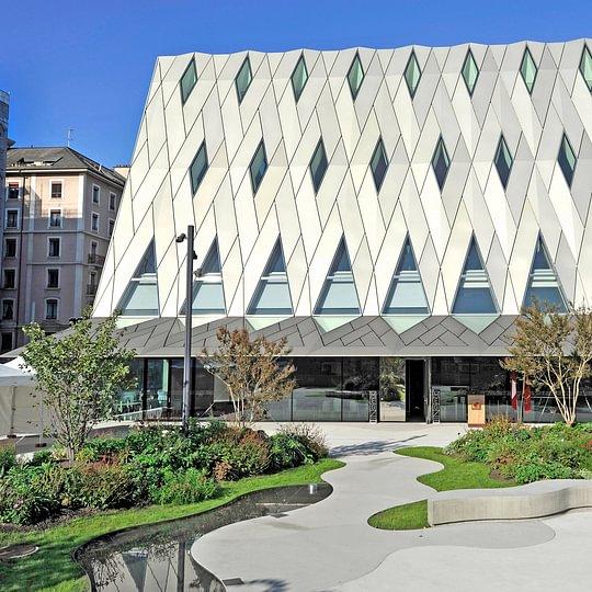Musée d'ethnographie de Genève MEG ©