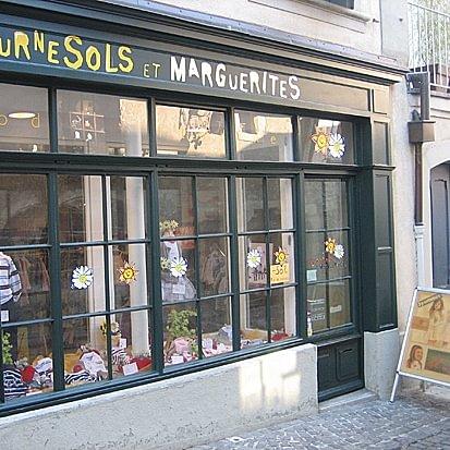 Tournesols et Marguerites