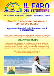 Coaching individuale con Steve Russo