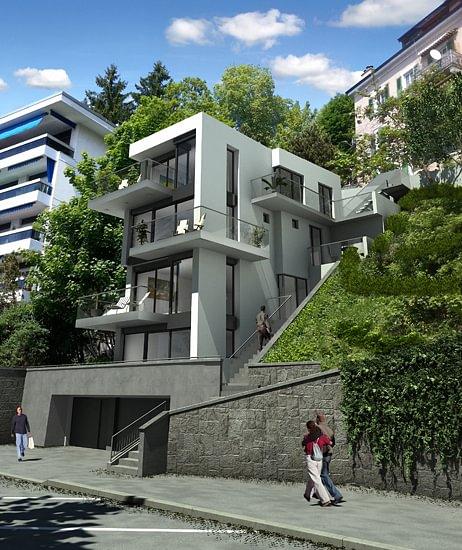 Latelier-Vallotton Architectes SA à Lausanne - Adresse & horaires d ...
