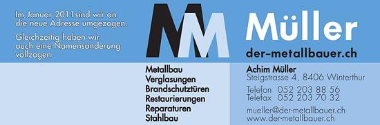 Müller Metallbau