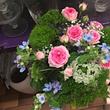 Bouquet rond prix 50.- à 100.-