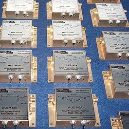 Elektronische Baugruppen, Kleinserienproduktion