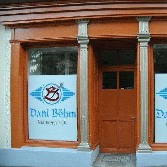 Böhm Dani