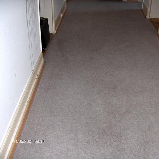 Nachher 1 Teppich
