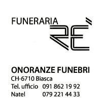 Funeraria Rè SA onoranze funebri
