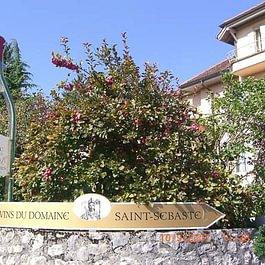 Domaine Saint-Sébaste, Saint-Blaise, vigneron encaveur, cave