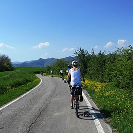 Veloferien in Italien
