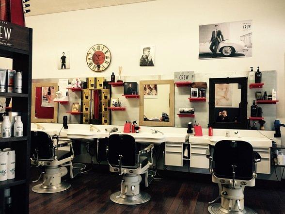 Barber shop Salon Moderne Sàrl in La Chaux-de-Fonds ...