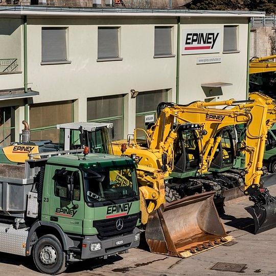 Epiney Construction SA