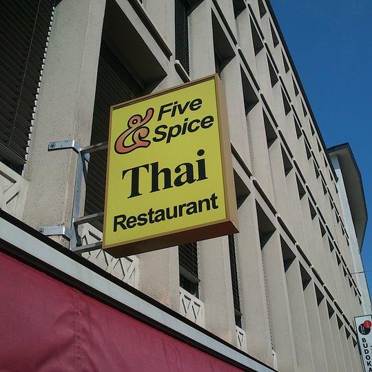 FiveSpice Thai Restaurant