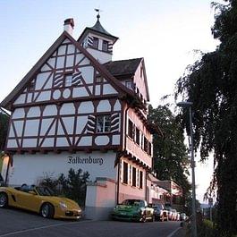 Restaurant Falkenburg, St. Gallen - Das Riegelhaus