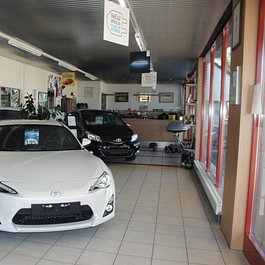 Garage H.Koller & Fils SA