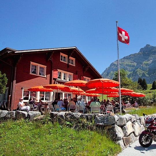 Gasthaus Passhöhe