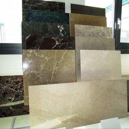 Notre exposition de marbres & light stone