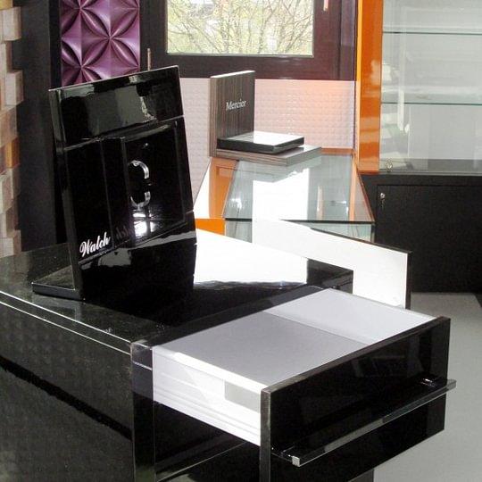 Notre exposition de mobilier professionnel
