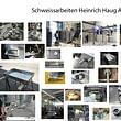 Schweissarbeiten Heinrich Haug AG