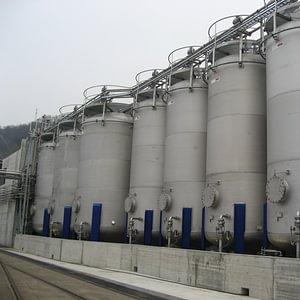 Lösungsmittel Tanklager nach SVTI/ATEX/PED