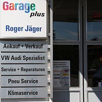 GARAGE ROGER JÄGER