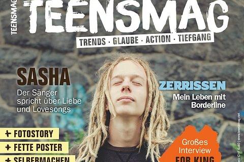 TEENSMAG – trends glaube action tiefgang