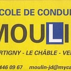 Carte de Visite Moulin