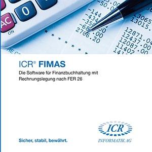 Software für Finanzbuchhaltung nach FER 26