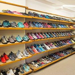 Bernet Sport Abteilung Schuhe