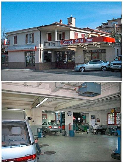 Garage de la tour o ribordy s rl la tour de peilz for Garage ad la tourlandry