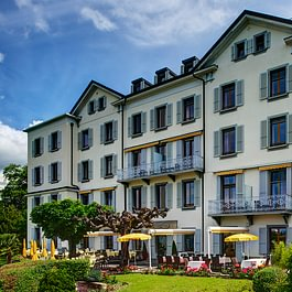 The Garden on the Lake (Bon Rivage) - Entre Vevey et Montreux