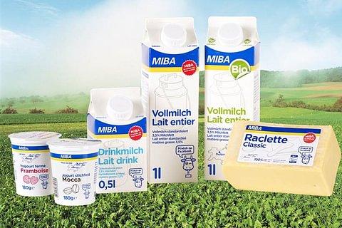 MIBA-Produkte aus der Region