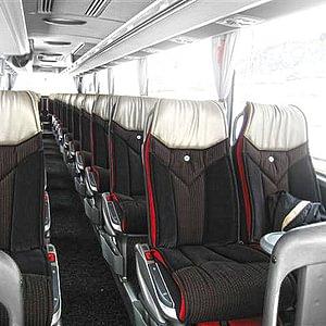Mercedes Tourismo RH 15 innen