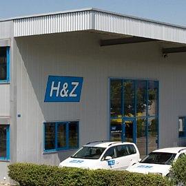 Firmengebäude H&Z