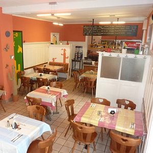 Restaurant El Burrito Feliz