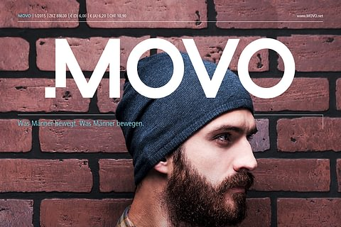 MOVO – Was Männer bewegt. Was Männer bewegen.