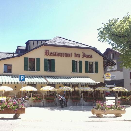 Café Restaurant du Jura Sàrl