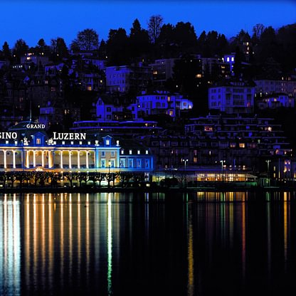 Grand Casino Luzern Panoramasaal
