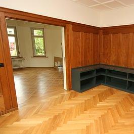 Bibliothek Villa in Basel