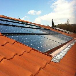 Photovoltaik / Spenglerarbeiten
