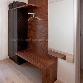 Garderoben, KÄPPELI AG, Küchen- und Raumdesign