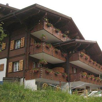 Chalet Hotel Alte Post