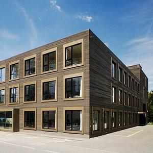 Wohn- und Geschäftsgebäude Renggli AG in Sursee