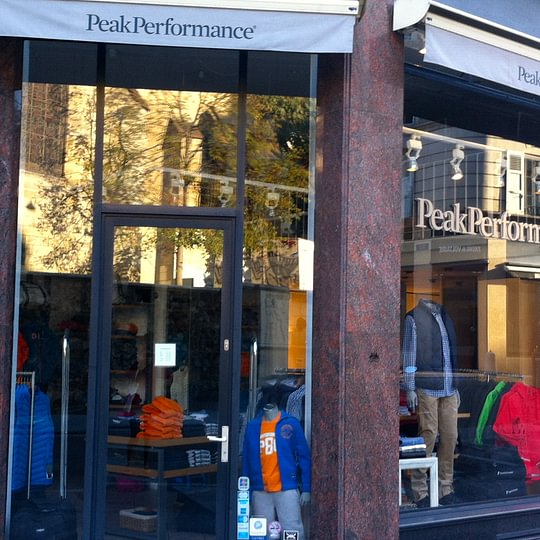 Peak Performance General Store