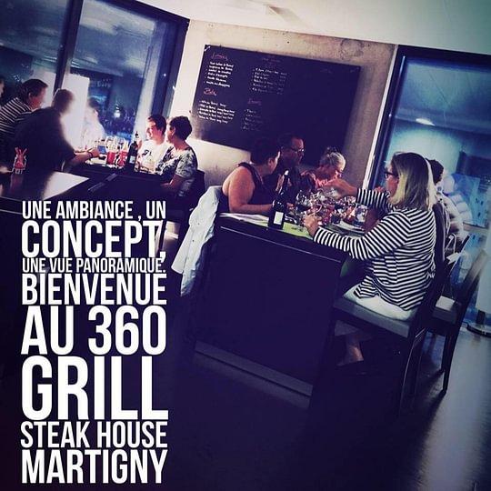 Restaurant Le 360